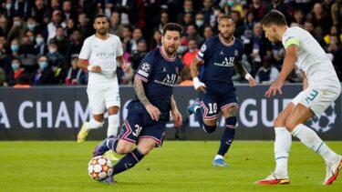 Spectacol în UEFA Champions League! PSG – Manchester City 2-0. Messi a declanşat nebunia pe Parc des Princes! Real Madrid – Sheriff Tiraspol 1-2. Meciurile zilei sunt AICI