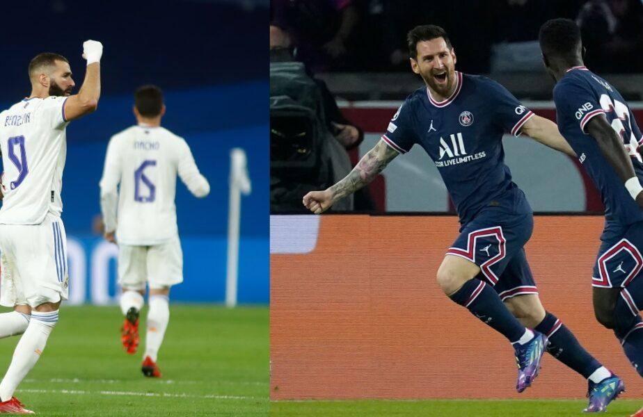 Lionel Messi şi Karim Benzema, direct în istoria fotbalului! Performanţa uluitoare a celor doi super-jucători