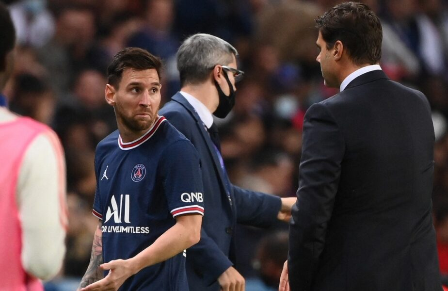 """Mauricio Pochettino a spus tot despre scandalul cu Lionel Messi. Adevăratul motiv pentru care l-a schimbat: """"Este de înţeles!"""""""