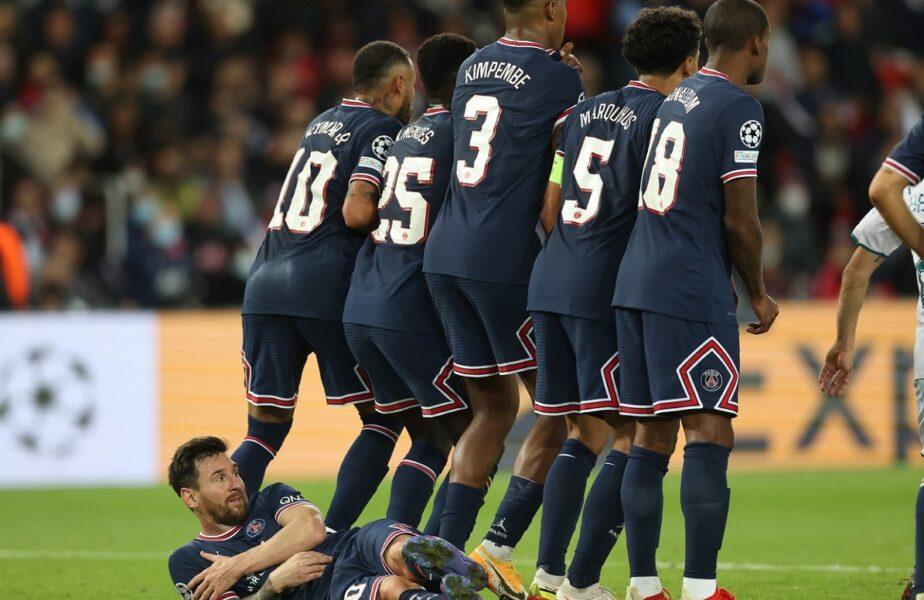 """Lionel Messi a trecut la munca de jos la PSG! Rio Ferdinand a rămas perplex: """"Nu poţi face asta, e lipsă de respect! Eu nu permiteam!"""""""
