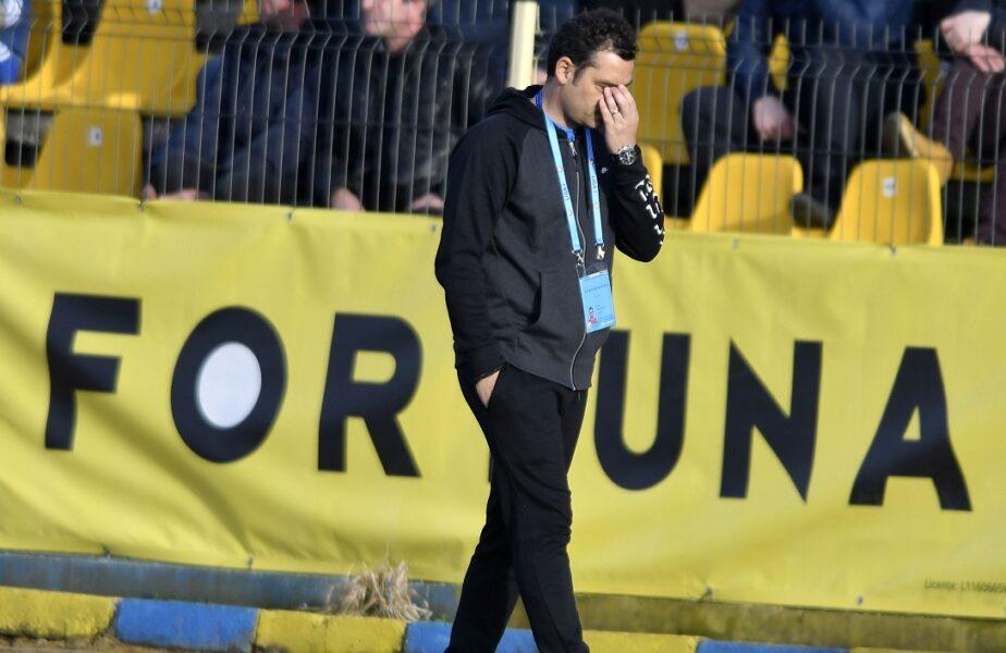 """Încă un antrenor din Liga 1 a fost demis. Anunţ de ultimă oră: """"S-a ajuns la o înţelegere"""""""