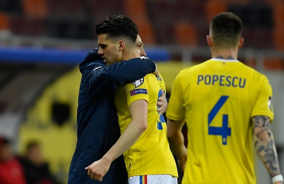 """Jucătorii au luat cu asalt staff-ul naționalei, după ce Mirel Rădoi și-a anunțat plecarea: """"Am primit mesaje, vor să rămânem! Chiar și cei care nu au jucat!"""""""