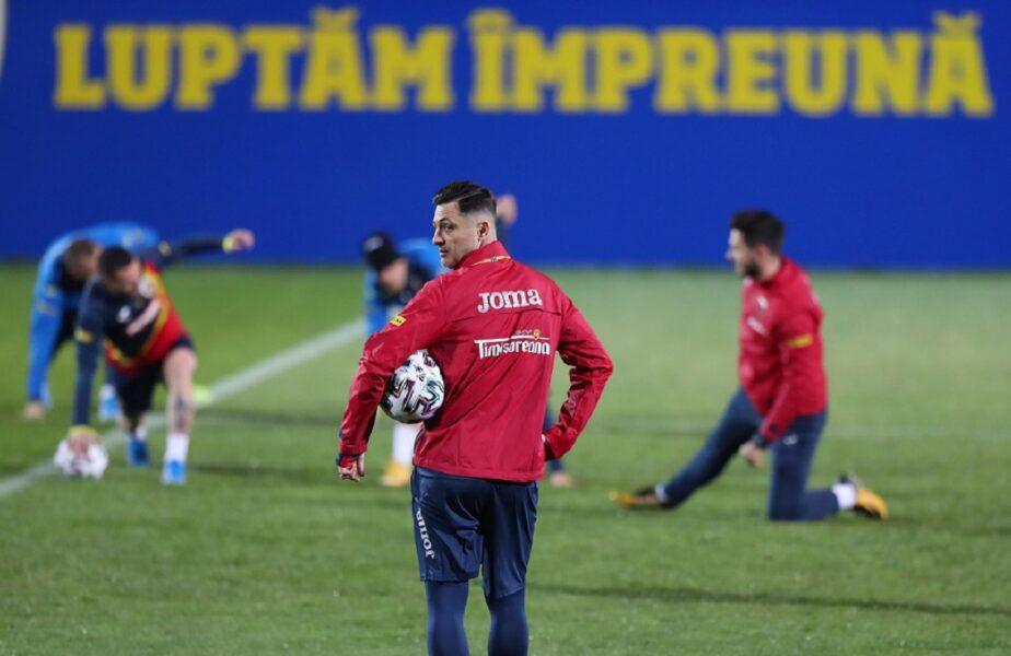 Mirel Rădoi nu mai scapă de probleme înaintea meciului România – Liechtenstein. Încă un jucător a părăsit lotul!