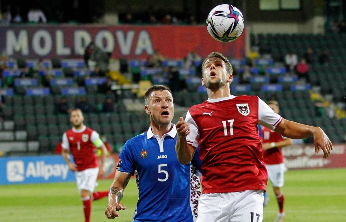 Startul meciului Moldova - Austria, întârziat jumătate de oră