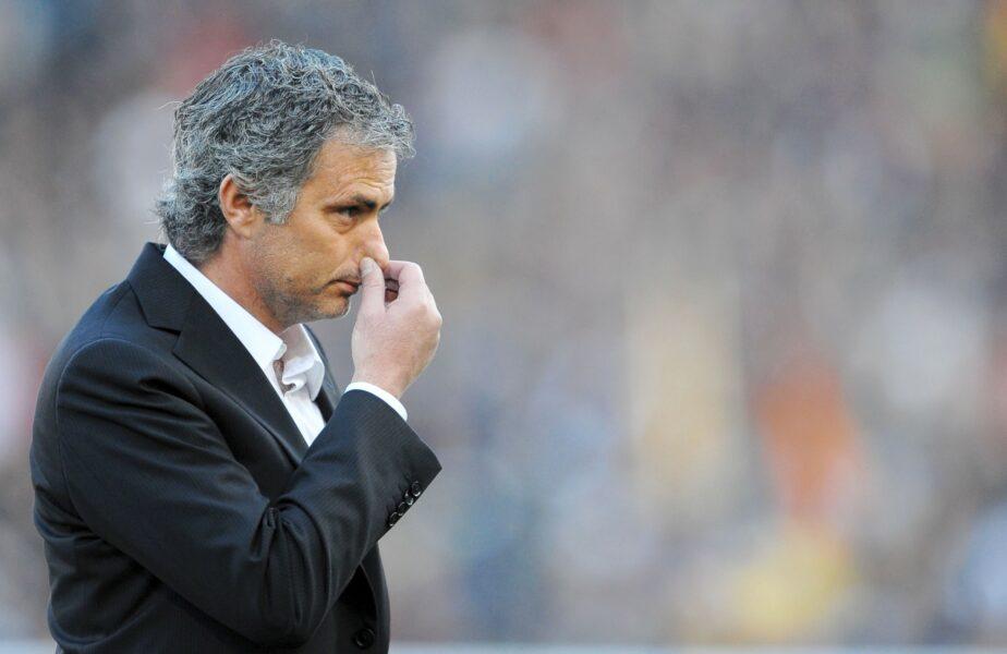 """Jose Mourinho a ajuns la 1.000 de meciuri ca antrenor. """"La Roma am procent de sută la sută!"""""""
