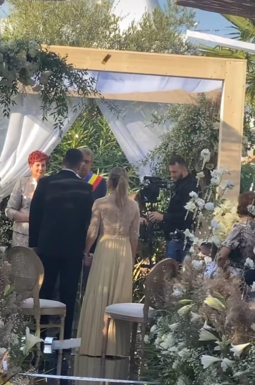 Nuntă Simona Halep