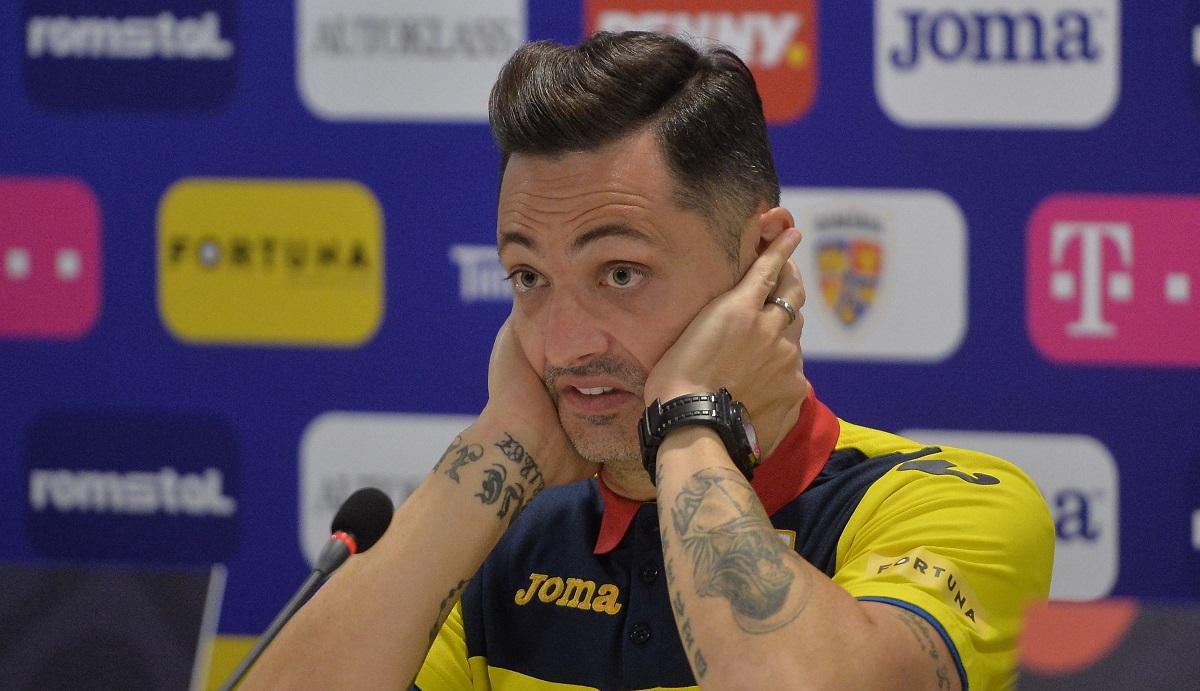 Un jucător din naţionala României are Covid-19