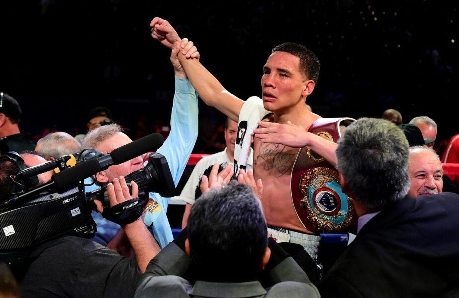 Boxer de top prins dopat! Oscar Valdez din echipa lui Canelo a picat testul anti-doping