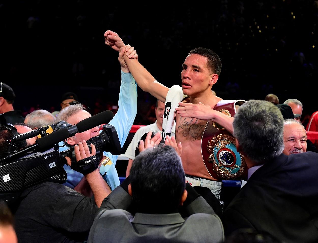 Oscar Valdez din echipa lui Canelo a picat testul anti-doping