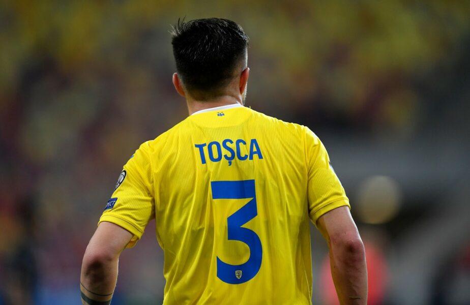 România – Liechtenstein | Alin Toşca a marcat primul gol pentru echipa naţională. Manea a înscris din pasa lui Ianis Hagi