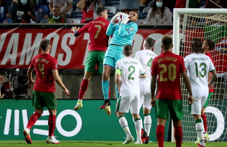 Cristiano Ronaldo, un nou RECORD ULUITOR! A devenit cel mai bun marcator din istorie la nivel de echipă naţională