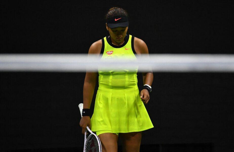 """Naomi Osaka a izbucnit în plâns după ce a fost eliminată de la US Open și anunțat că va lua o pauză: """"Am simțit că fierb! M-am purtat ca un copil"""""""