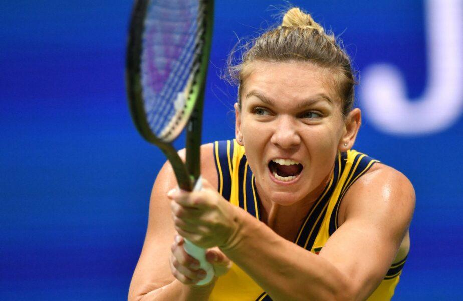 """Simona Halep – Elina Svitolina 3-6, 3-6. """"Simo"""", OUT de la US Open. Marea noastră campioană a luptat admirabil, dar a cedat pe final. Momentele care au decis partida"""