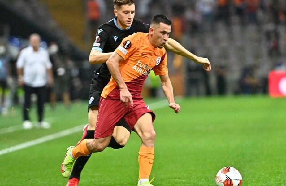 Reacţia lui Olimpiu Moruţan după golul senzaţional marcat în Turcia. Postarea a adunat peste 130.000 de aprecieri