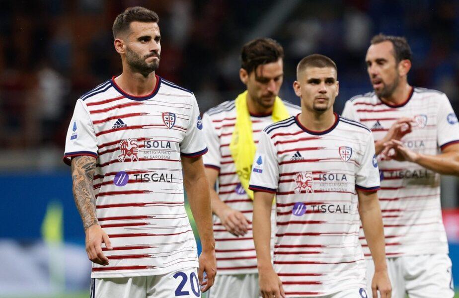 Răzvan Marin, răspuns impresionant după ce a stârnit un scandal naţional! Ce a reuşit în Cagliari – Genoa, meci în care a fost titularizat
