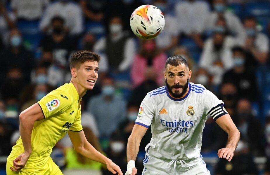 LIVE BLOG | Real Madrid s-a încurcat cu Villarreal. Manchester City, victorie uriașă pe terenul lui Chelsea! Manchester United, învinsă acasă de Aston Villa