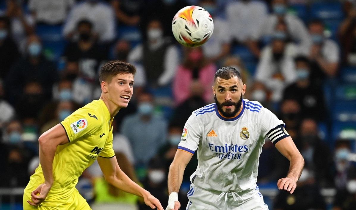 Real Madrid s-a încurcat cu Villarreal