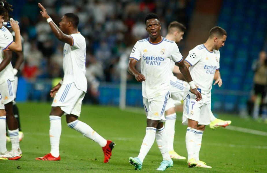 """Real Madrid, pusă la zid de presa din Europa: """"Sheriff-ul a tras direct la țintă!"""" Englezii au râs după umilinţa de pe Bernabeu: """"I-au învins peştişorii"""""""