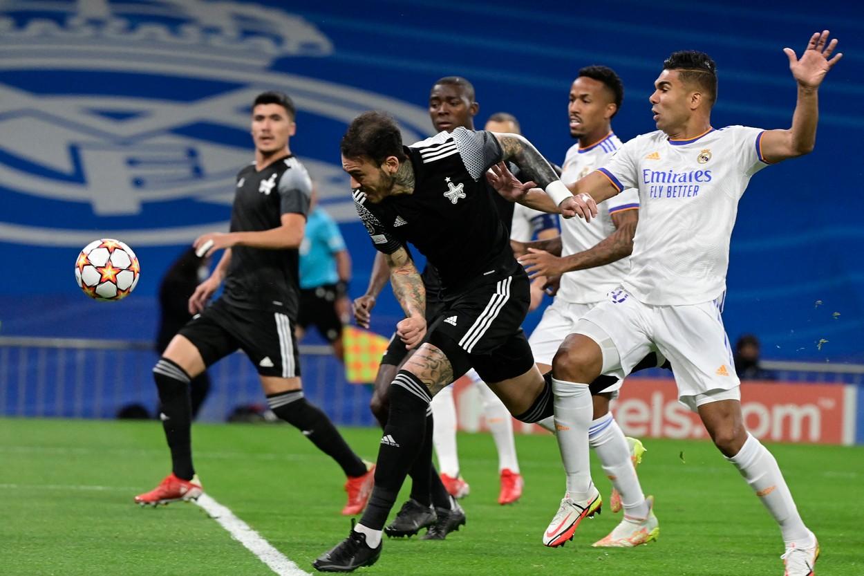 Real Madrid - Sheriff Tiraspol
