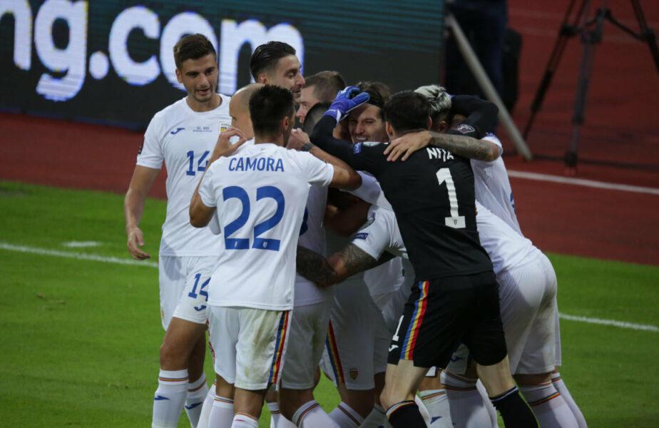 """România – Liechtenstein 2-0. Premieră în actuala campanie: """"tricolorii"""" au obţinut a doua victorie consecutivă. România este pe locul 3 în grupă şi speră la o calificare miraculoasă la Campionatul Mondial"""