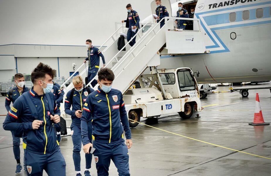 Tricolorii au fost așteptați de fani în Islanda
