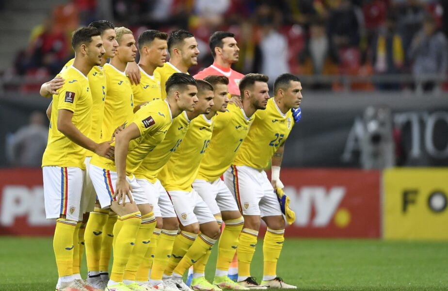 """România, 7 puncte din 9! Păstrăm șanse să mergem la Mondialul din Qatar! """"E un progres vizibil!"""" Punctul forte al naționalei"""