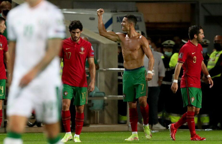 Cristiano Ronaldo, 111 goluri. Omul-record al tuturor echipelor naționale!!!