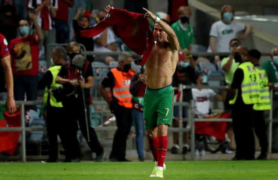 Cristiano Ronaldo a părăsit cantonamentul Portugaliei! Se duce direct pe Old Trafford. Motivul plecării de la naţională