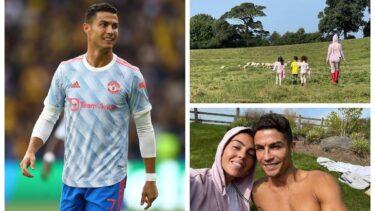 """Cristiano Ronaldo nu a mai rezistat şi s-a mutat din vila de 7 milioane de euro. Motivul este unul incredibil! """"Sunt extrem de zgomotoase"""""""