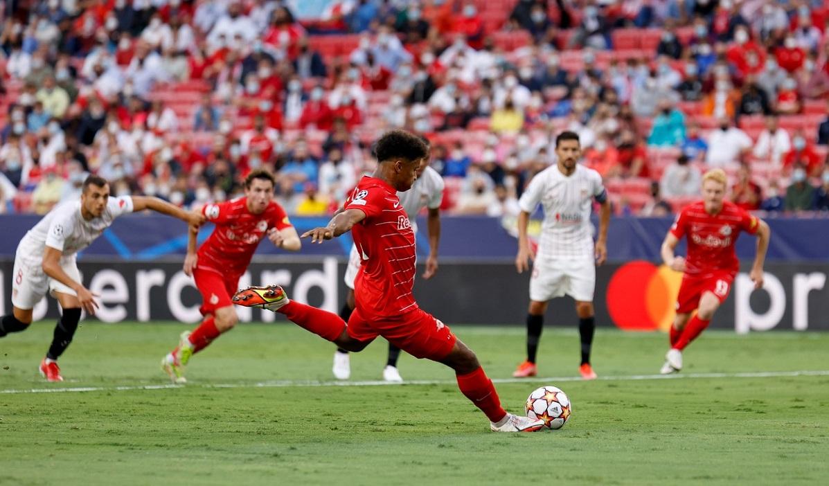 Meci nebun între Sevilla și Salzburg