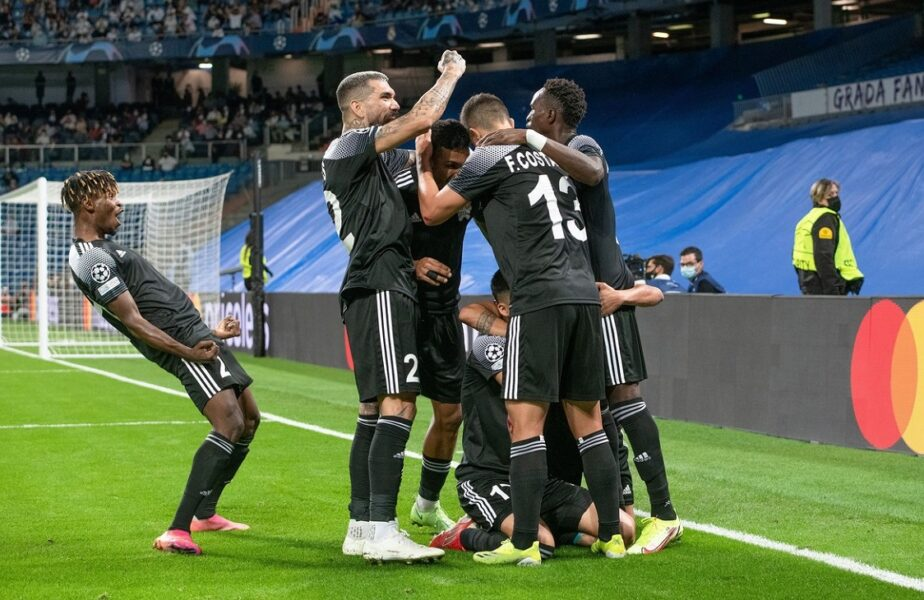 O victorie de milioane! Ce sumă fabuloasă va încasa Sheriff Tiraspol după succesul istoric cu Real Madrid. Moldovenii primesc o avere pentru rezultatele din UEFA Champions League