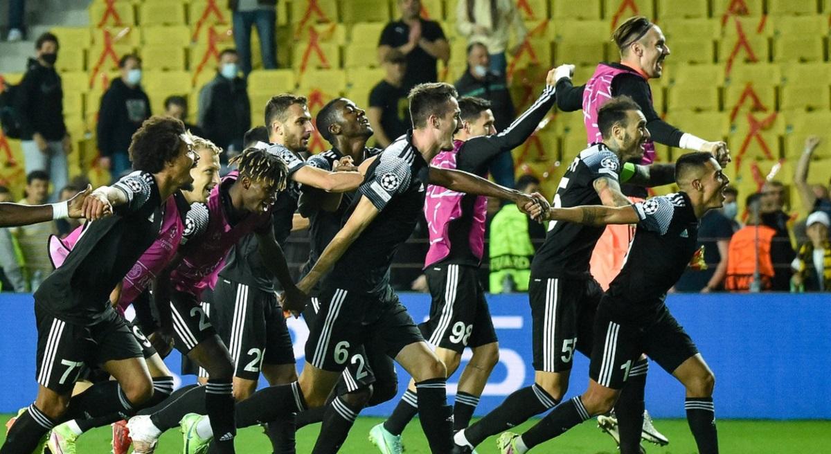 Sheriff Tiraspol a scris istorie în UEFA Champions League