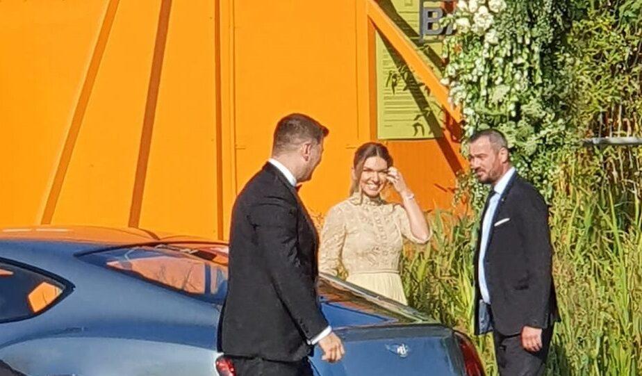 OFICIAL! Simona Halep s-a căsătorit! Apariţie de 5 stele la braţul lui Toni Iuruc. Gestul făcut, după ce a coborât din maşină