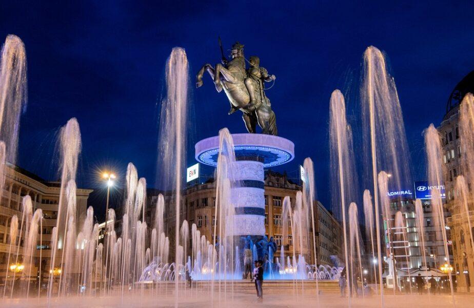 """Macedonia de Nord – România, """"război"""" ca pe vremea lui Alexandru cel Mare! Reportaj special înaintea confruntării de la Skopje"""
