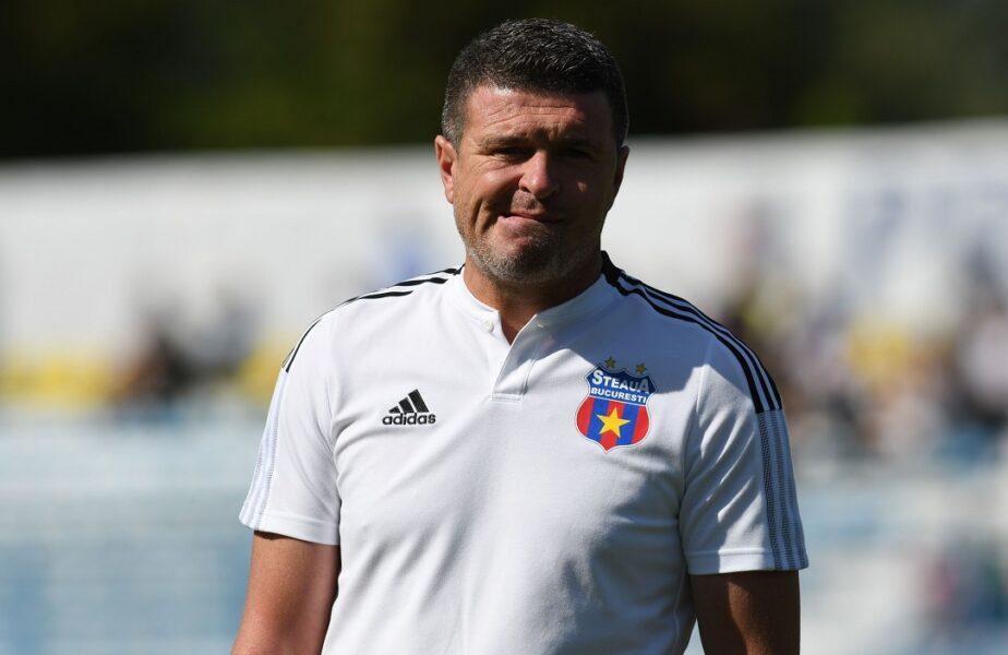 """CSA Steaua – Șelimbăr 0-0. Încă un pas greșit pentru echipa lui Daniel Oprița! """"Militarii"""", al doilea meci la rând fără victorie"""