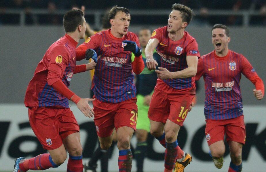 Vlad Chiricheş a intrat în istoria Europa League! Eurogolul cu Ajax, într-un top spectaculos al celor de la UEFA