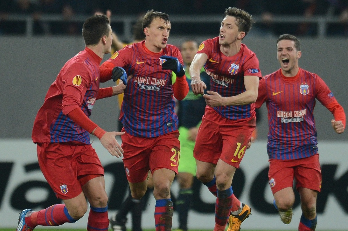 Vlad Chiricheş a intrat în istoria Europa League