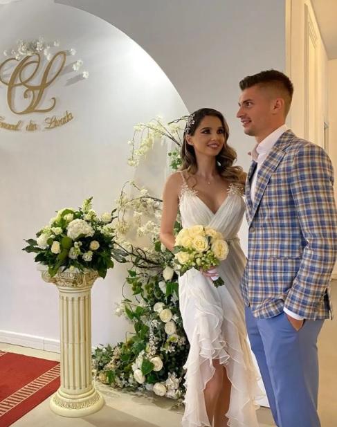 Florin Tănase s-a căsătorit