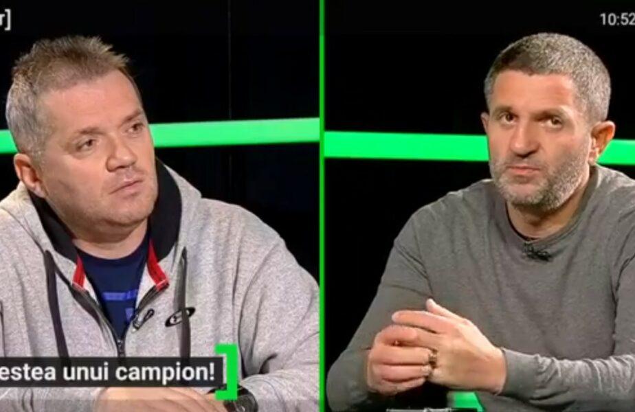 AS.ro LIVE   Cătălin Munteanu a fost invitatul lui Cătălin Oprișan! Povești spectaculoase cu fostul dinamovist