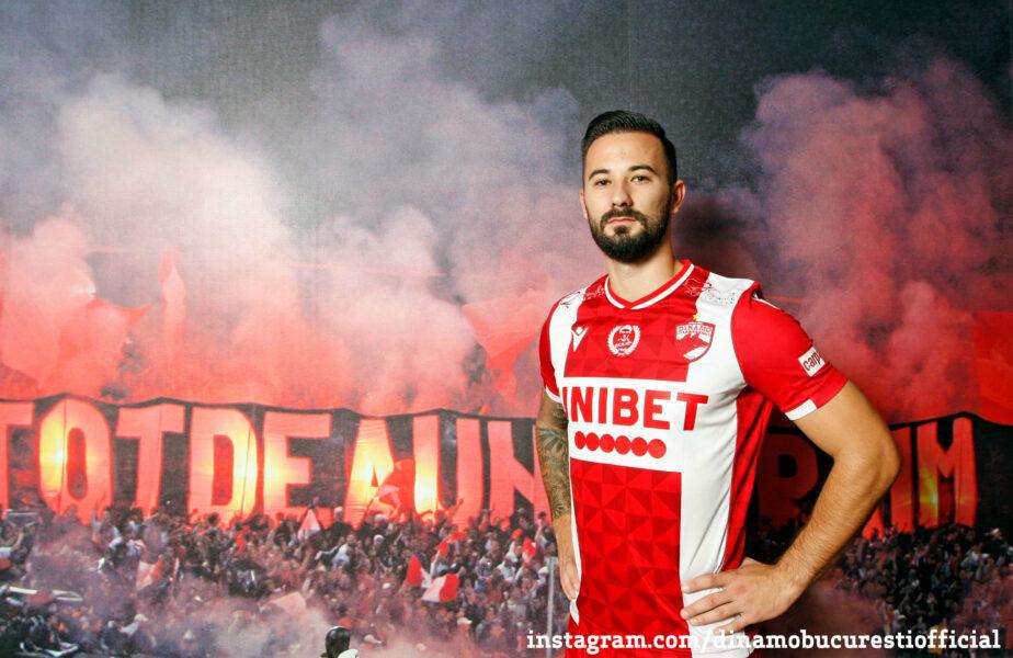 """OFICIAL! Tomas Vestenicky a semnat cu Dinamo! Mircea Rednic și-a adus """"bombardier"""" ca să scape echipa de la retrogradare"""