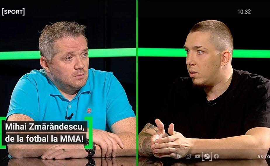 """La 14 ani a refuzat 250.000 de lire și 7.000 de lire pe lună! """"Am avut contractul pe masă!"""" Zmărăndescu jr. nu avea nicio treabă cu luptele"""