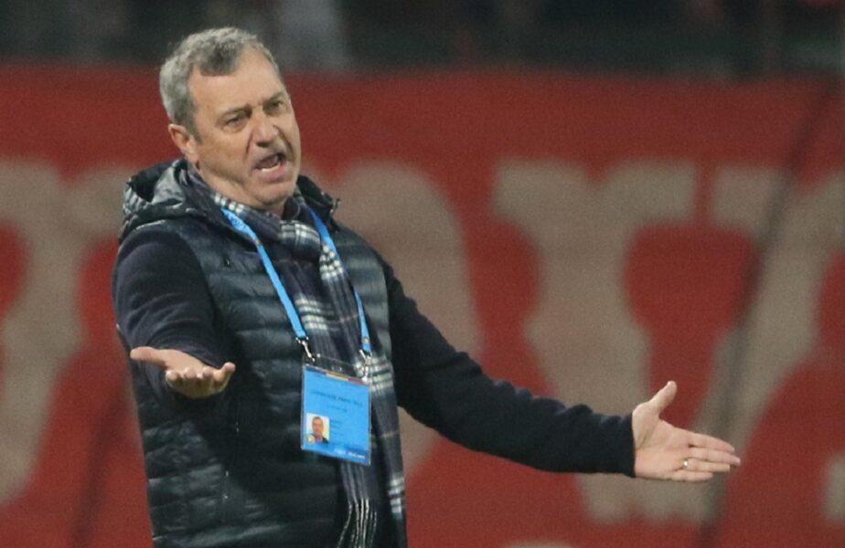 Mircea Rednic, după Gaz Metan - Dinamo 2-1