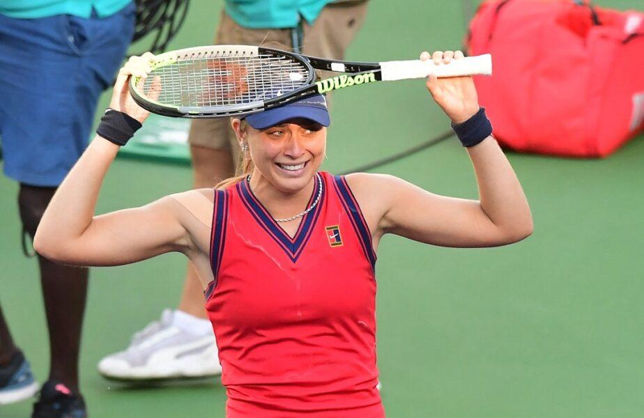 Paula Badosa – Victoria Azarenka 7-6 (5), 2-6, 7-6 (2). Iberica a câștigat Indian Wells 2021! Finală dramatică, de peste trei ore