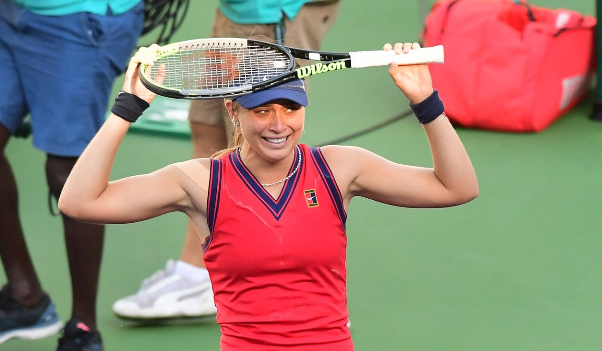 Paula Badosa, campioana de la Indian Wells 2021