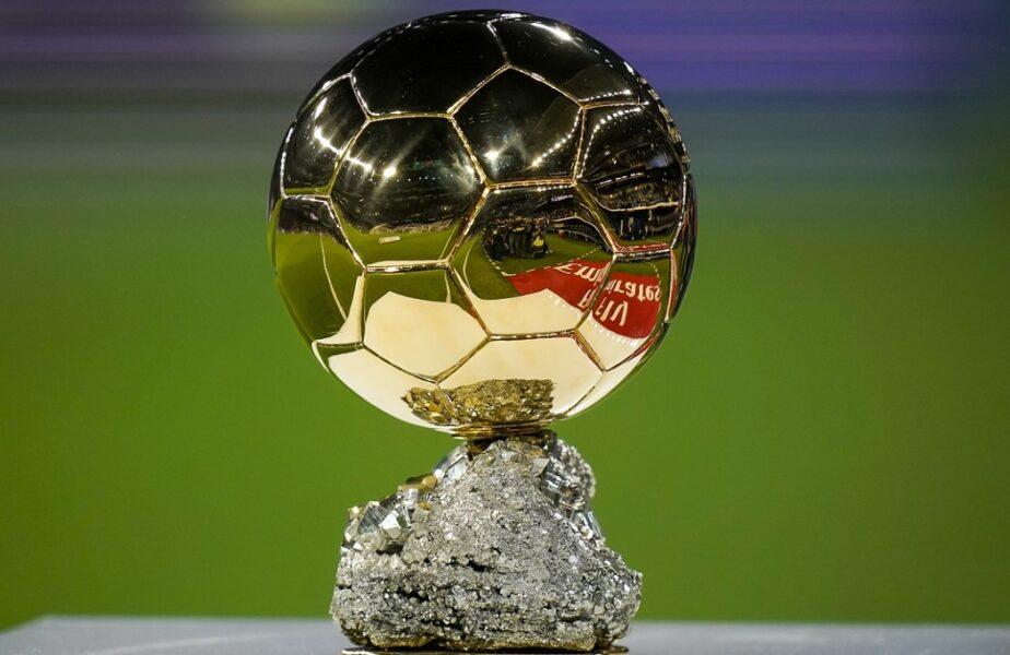 France Football a anunțat cei 30 de candidați pentru Balonul de Aur! Cum arată lupta pentru prestigiosul trofeu