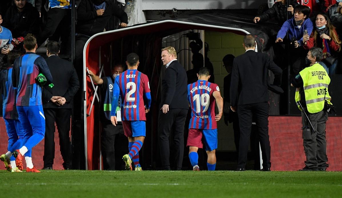Rayo - Barcelona 1-0