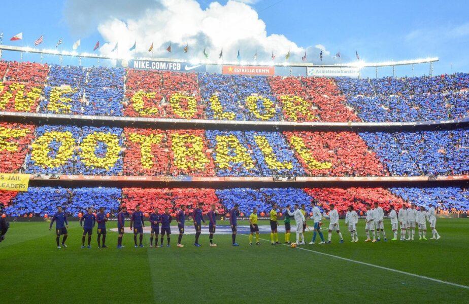 Emoții pentru Mircea Lucescu. Barcelona – Dinamo Kiev se poate disputa cu aproape 100.000 de fani în tribunele de pe Camp Nou! Ce se întâmplă la El Clasico