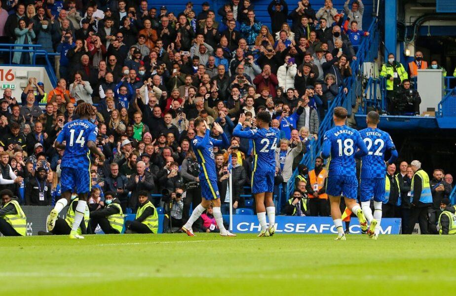 Chelsea – Norwich 7-0! Echipa lui Thomas Tuchel a făcut scorul zilei în Europa! Ce recorduri au stabilit londonezii