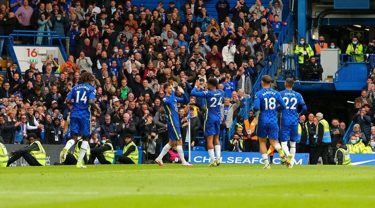 Chelsea - Norwich 7-0