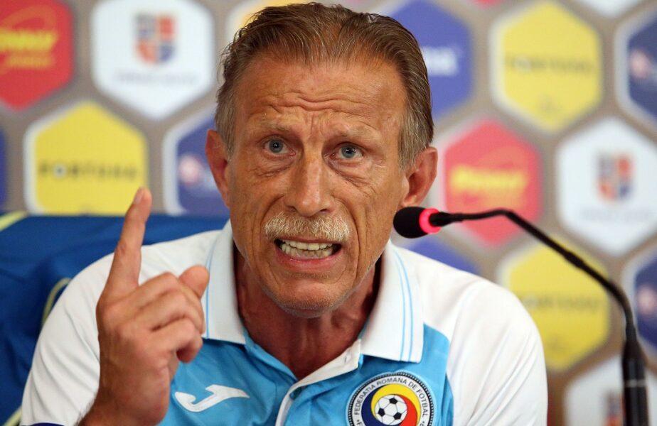 """Christoph Daum, mesaj pentru tricolori înaintea şocului Germania – România. """"E un meci de prestigiu!"""". Ce şanse îi dă lui Mirel Rădoi: """"Naţionala încă suferă!"""""""